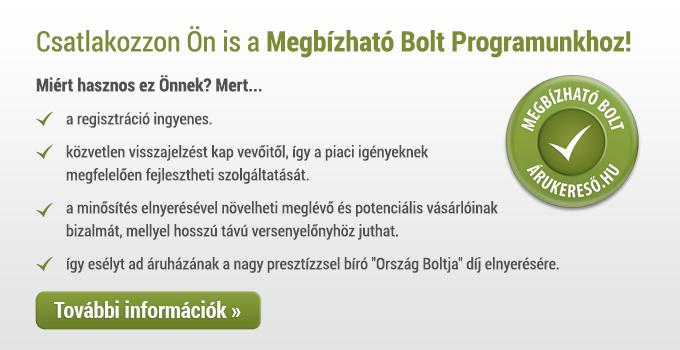 Megbízható Bolt Program