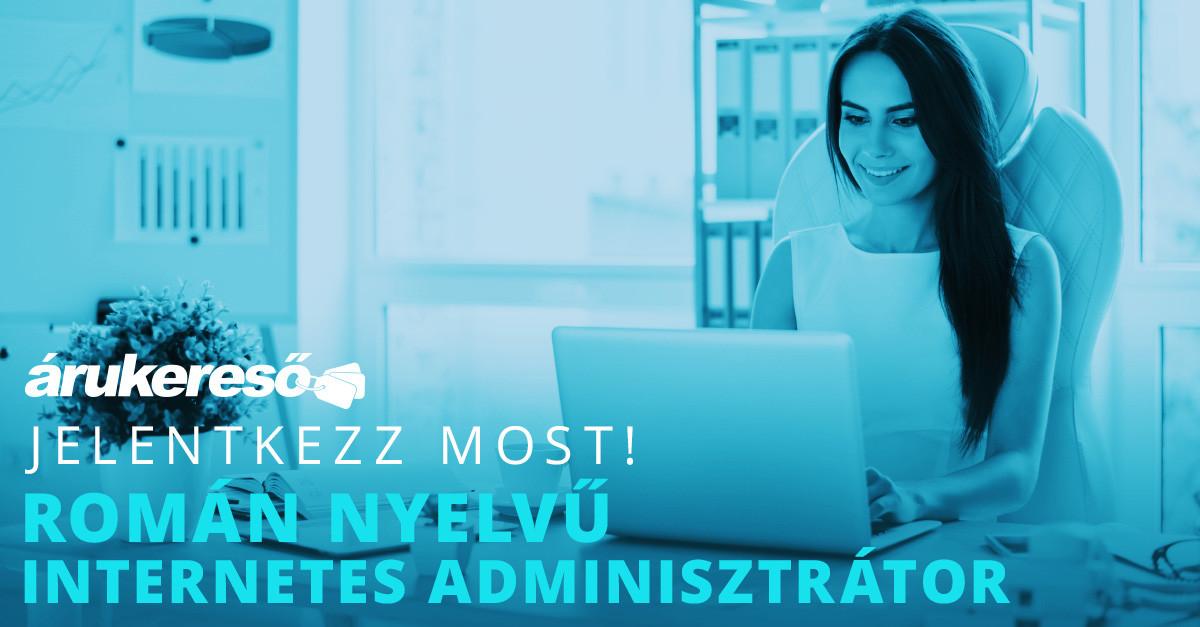 Román nyelvű internetes adminisztrátor