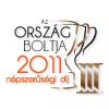Ország Boltja 2011 Népszerűségi díj III. helyezett